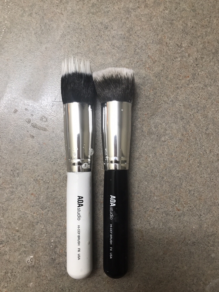 How Many Brushes Do You Really Need?